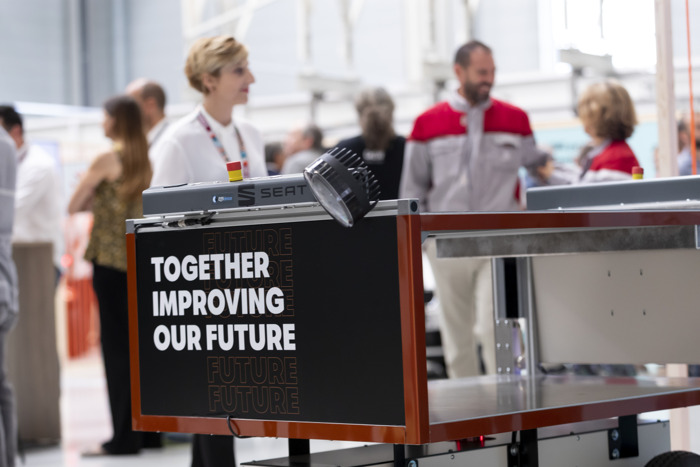 SEAT encourages innovative thinking among its employees with an Innovation Day