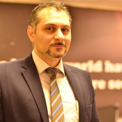 IN TALKS WITH: MAHER ALKHADRA