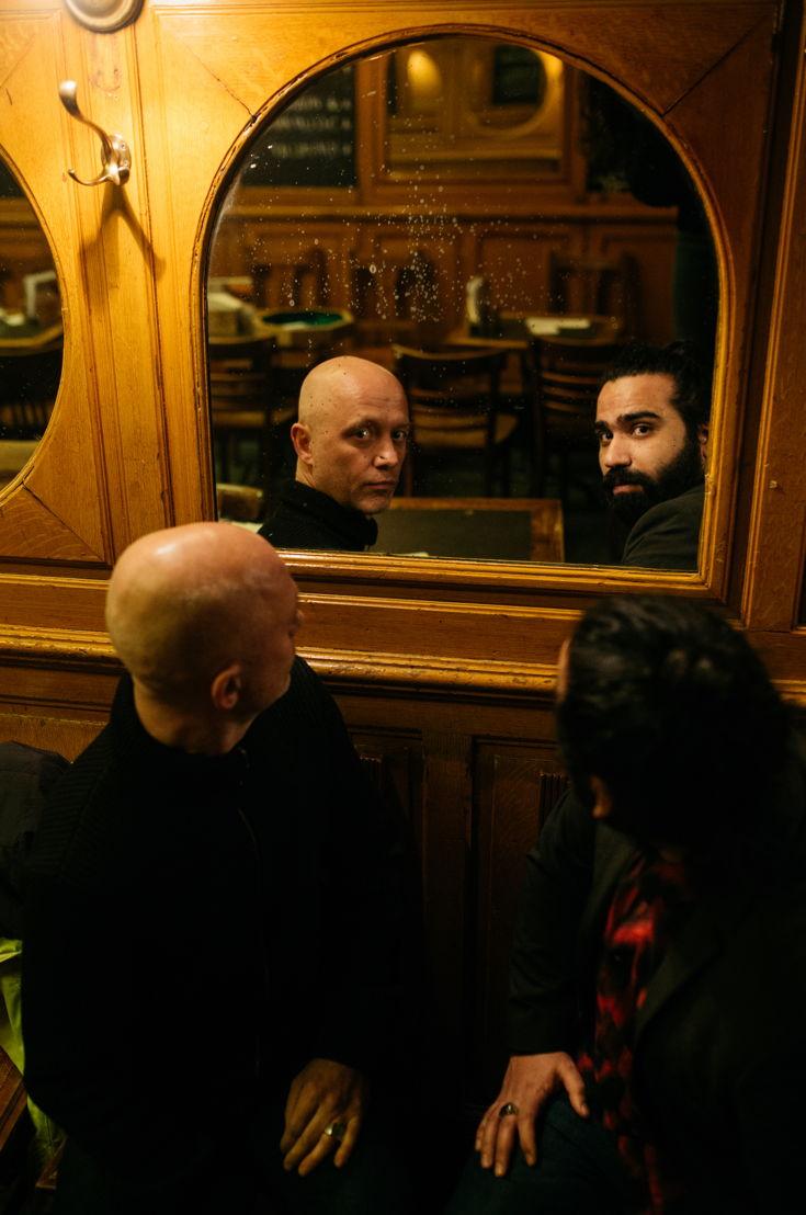 Kuno Bakker & Mokhallad Rasem - De verse tijd - 15 > 16/11 © Lara Gasparotto