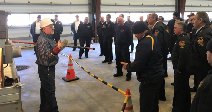 DLC Provides Electrical Hazard Awareness Training for First Responders
