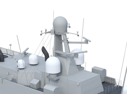 NS50 radar to equip the Belgium Navy and the Royal Netherlands Navy next generation Mine Counter Measures Vessels (MCMV)