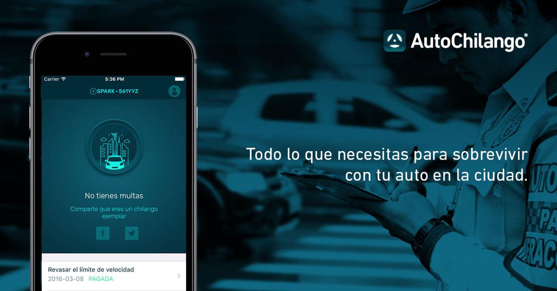 Auto Chilango, la app para sobrevivir en la CDMX y Estado de México