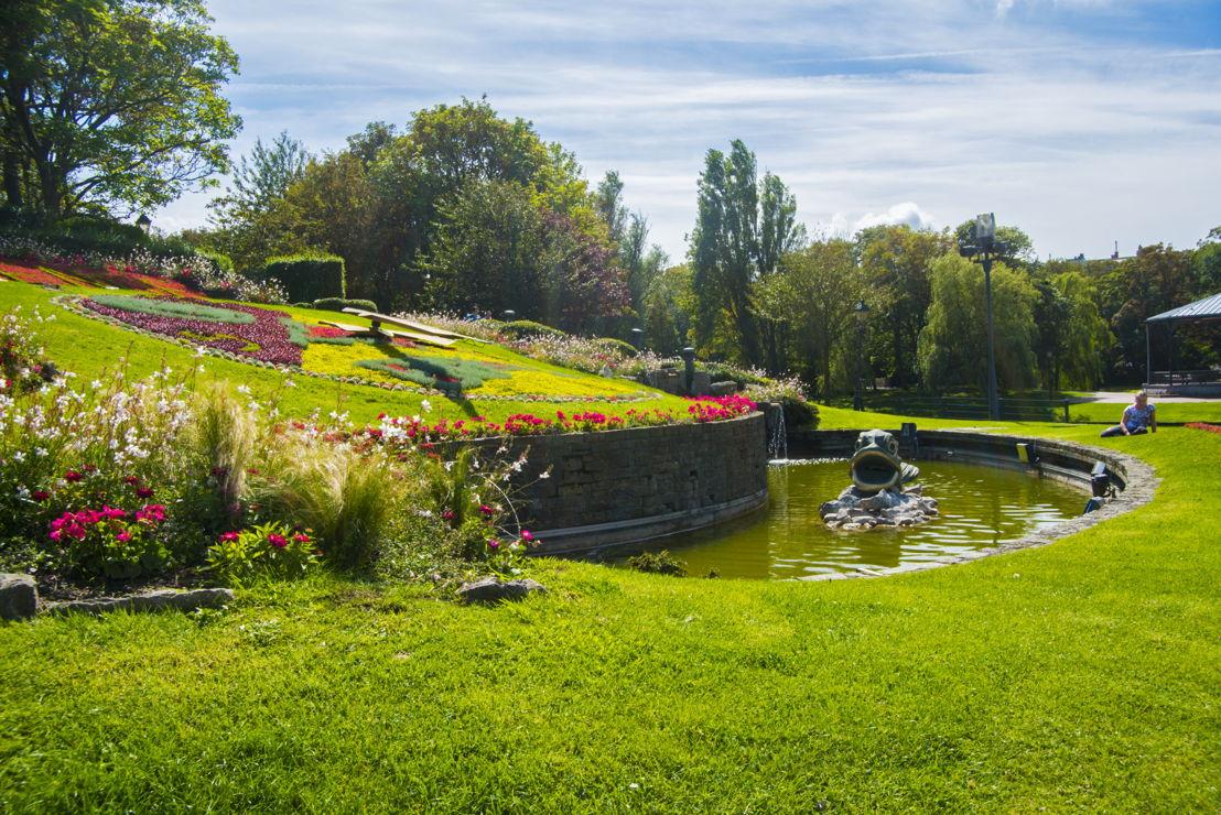 Leopoldpark © Arne Deboosere