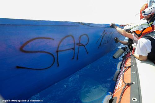 Mediterráneo Nuestra Madre de Loreto: Declaración de Médicos Sin Fronteras