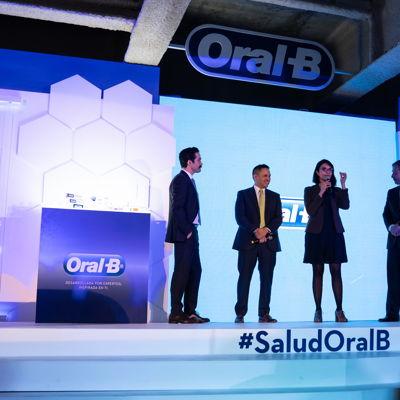 Poncho Herrera, Dr. Carlos Monteagudo, Dra. Erika Torres, Dr. Edilberto Peña