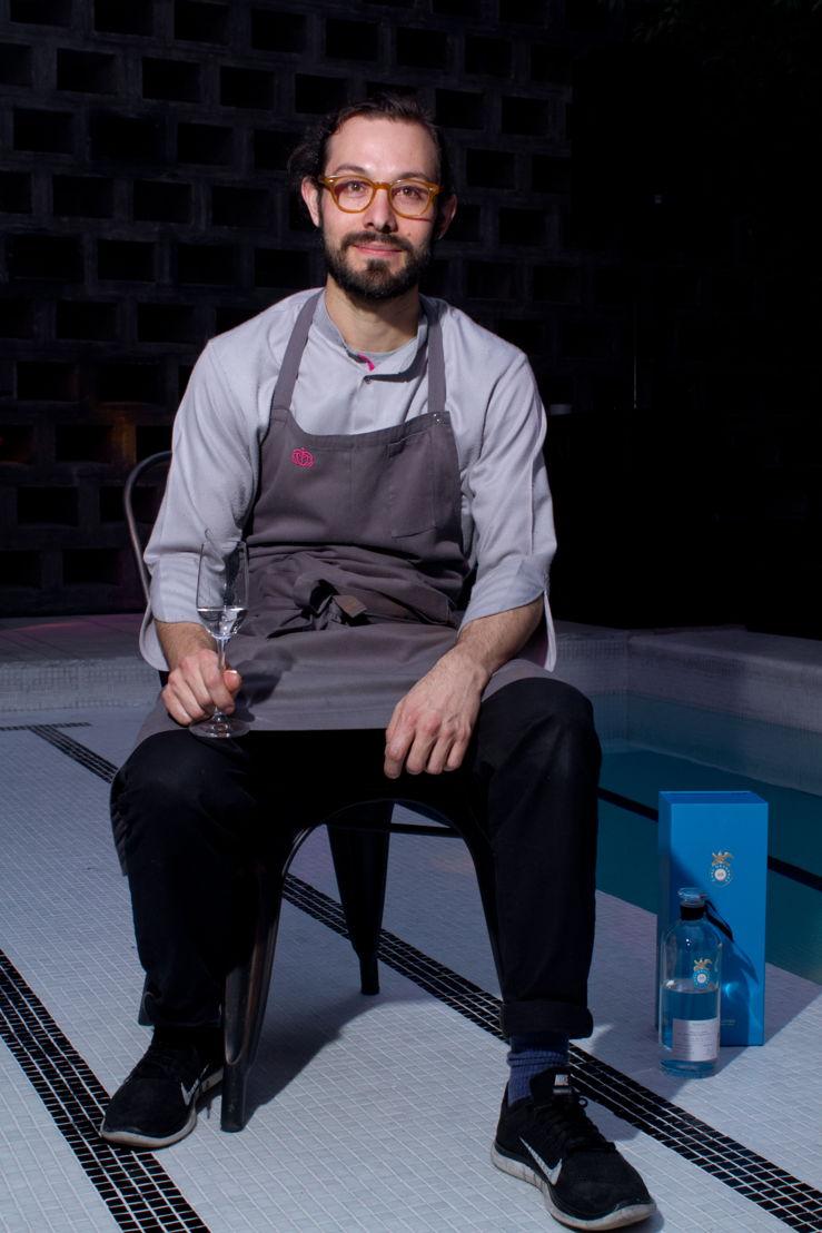 Chef Joaquin Cardoso