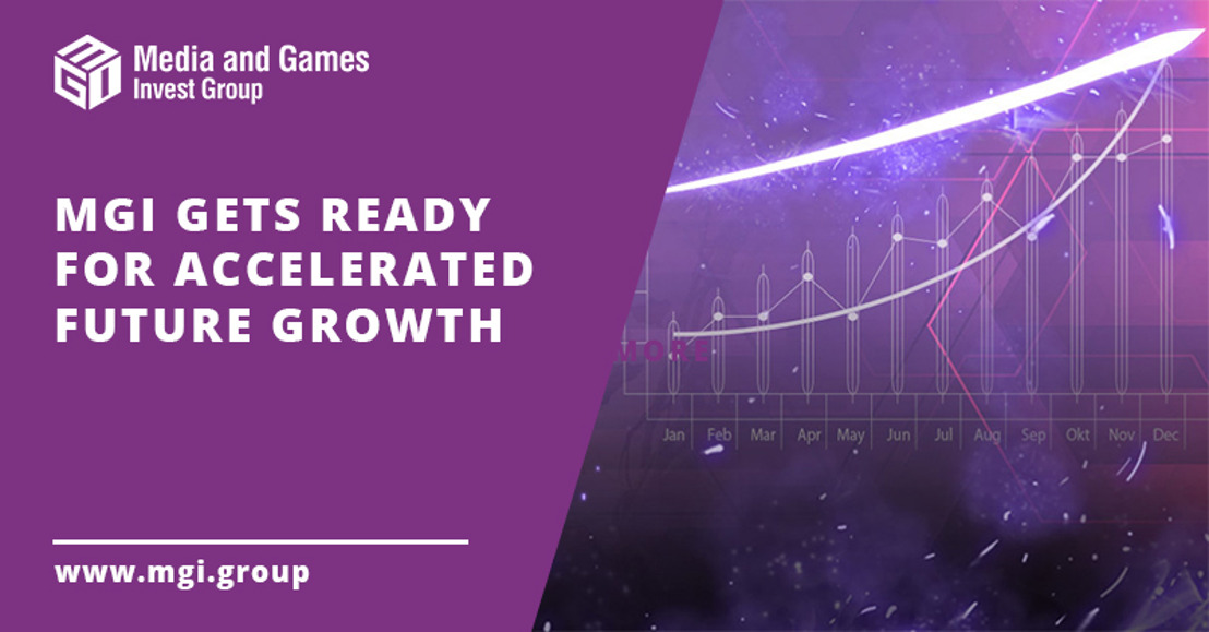 Media and Games Invest expands executive team and board to get ready for accelerated future growth