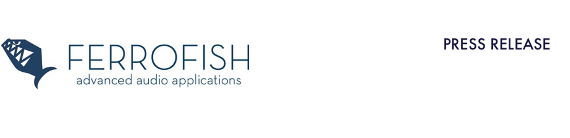 Ferrofish A32 Dante AD/DA Converter Now Shipping