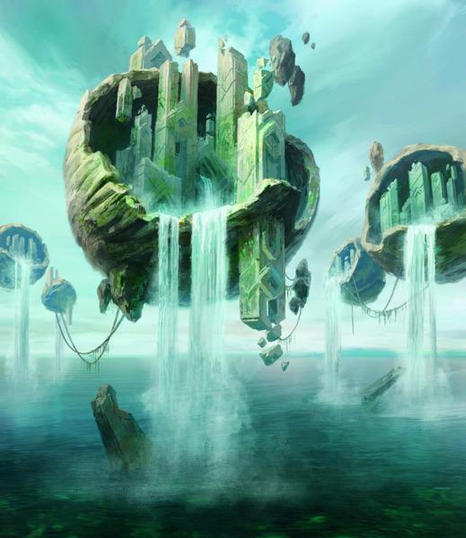 """Preview: Se parte de la presentación de """"El Resurgir de Zendikar"""", el nuevo set de Magic: The Gathering"""