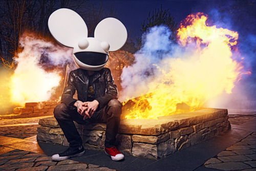 EDM-Superstar deadmau5 am Donnerstag, den 08.11. in Berlin