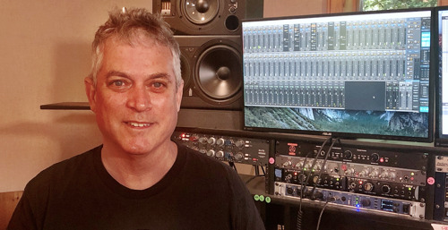 Jazz Drummer Karl Latham Employs Legacy RME Fireface UFX Interface on Pandemic-inspired Record 'Together'
