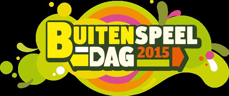 Logo Buitenspeeldag 2015