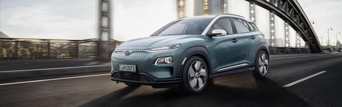 La nuova Hyundai Kona electric