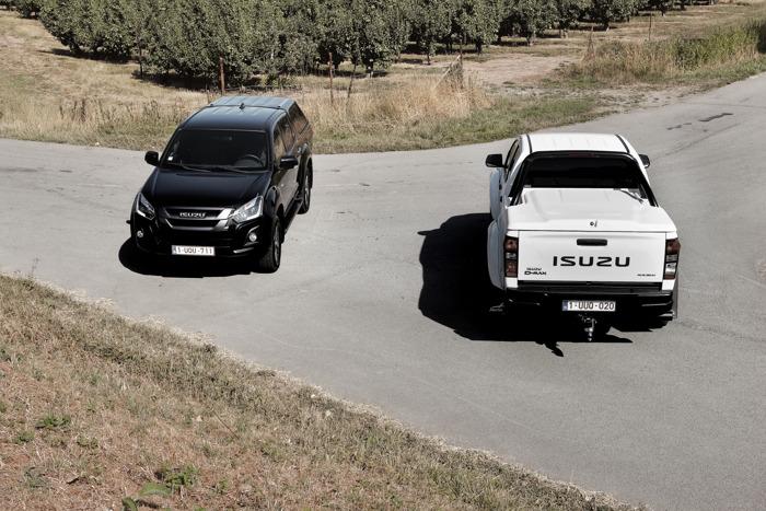 Preview: Isuzu D-Max modeljaar '18 mikt op meer comfort en veiligheid