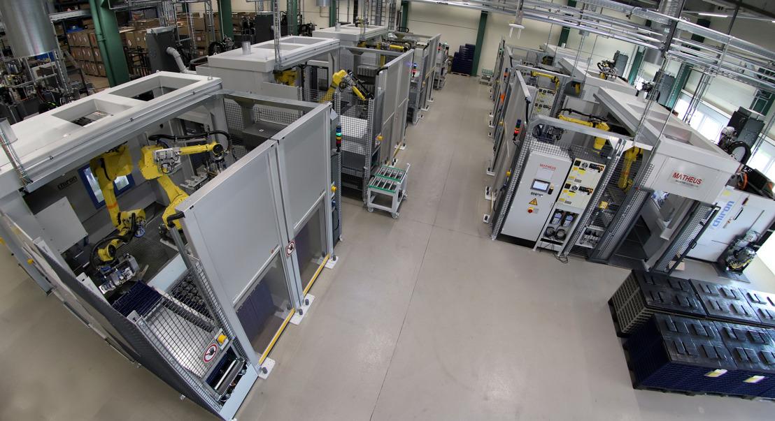 STIHL Magnesium Diecasting élargit sa capacité de production et crée de nouveaux emplois