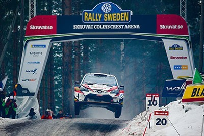 WRC Rally Sweden Preview - TOYOTA GAZOO Racing targets a third Sweden triumph