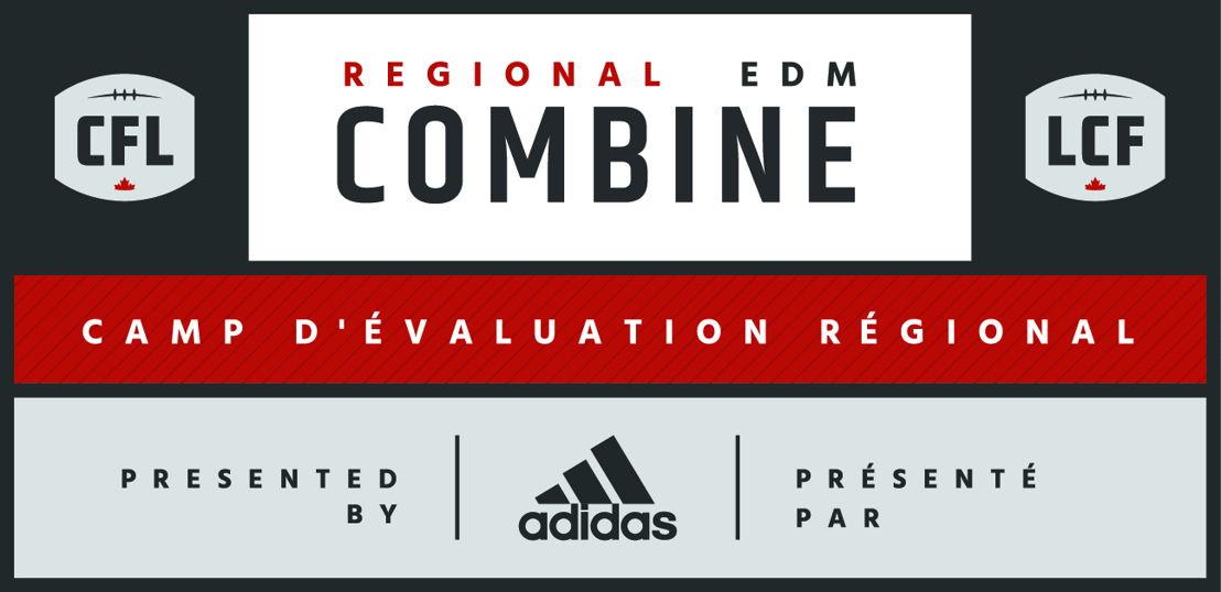 Edmonton Regional Combine presented by adidas