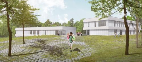 VUB lanceert kindercampus Theodoor in Jette en opent tijdelijke locatie voor kinderdagverblijf