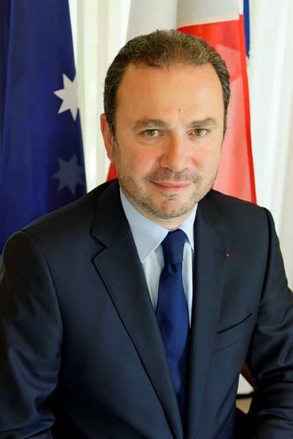French Ambassador, Christophe Lecourtier will join tonight's Q&A panel live from Adelaide