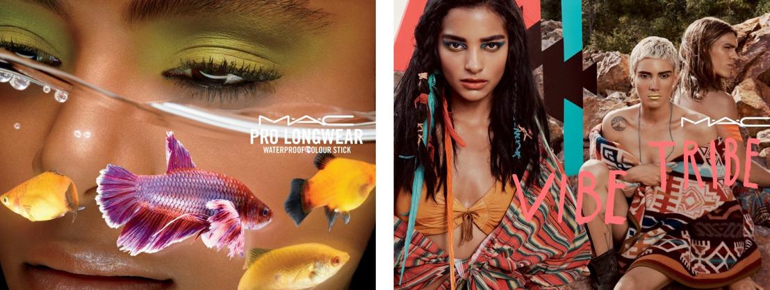 M.A.C Cosmetics - Pro Longwear Waterproof Colour Stick & Vibe Tribe