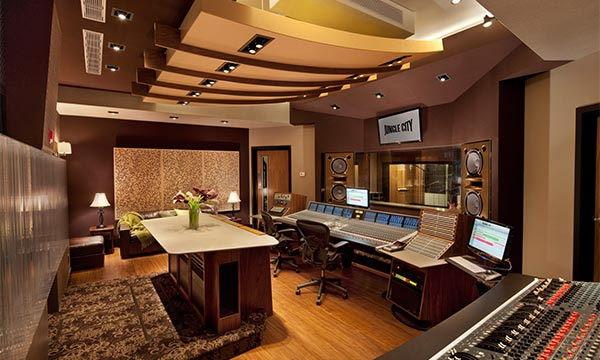 Jungle City Studios, New York, USA