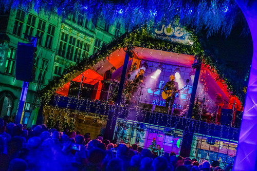 Ho ho ho, Joe opent voor de tweede keer op rij het Joe Christmas House in Antwerpen