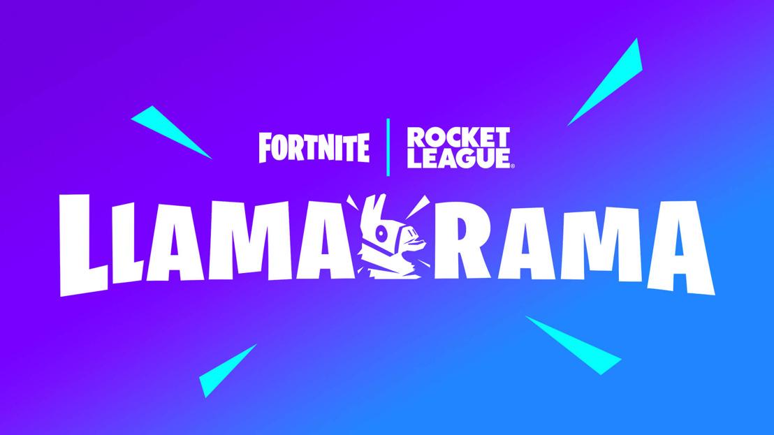 ¡Fortnite celebra que Rocket League será free-to-play con el evento Llama-Rama!