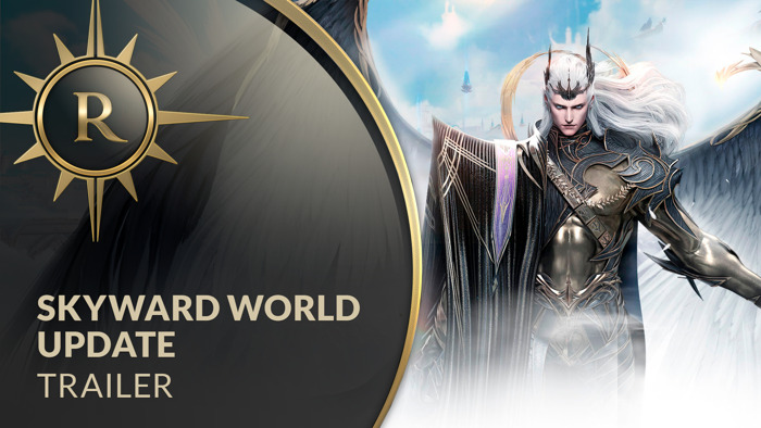 "[US] THE HEAVENLY GATES OF ""SKYWARD WORLD"" ARE NOW OPEN"