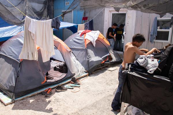 Preview: México: La política migratoria de Estados Unidos pone en peligro la vida de los solicitantes de asilo en Tamaulipas