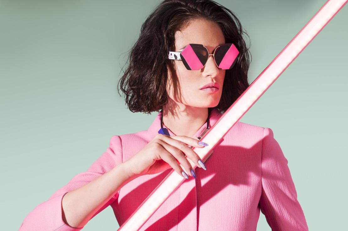 Clash Couture High Summer : Femme Fatale meets The Matrix