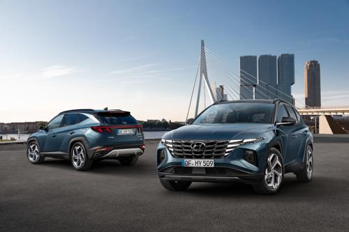 """Hyundai rivela ulteriori dettagli sulla tecnologia della firma luminosa """"nascosta"""" di All-New Tucson"""