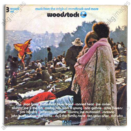 50 years since Woodstock