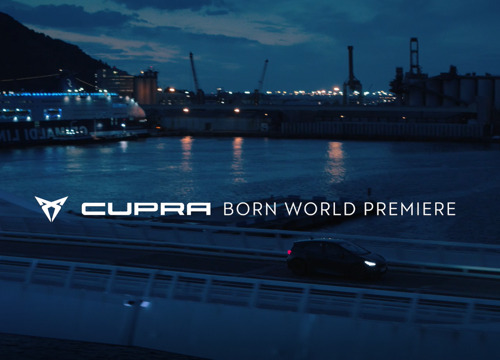 CUPRA Born makes its unconventional Digital World Premiere on May 25th