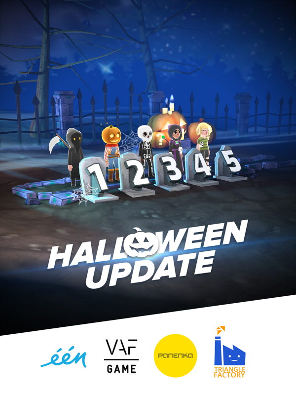 Switch Game Halloween - (c) VRT