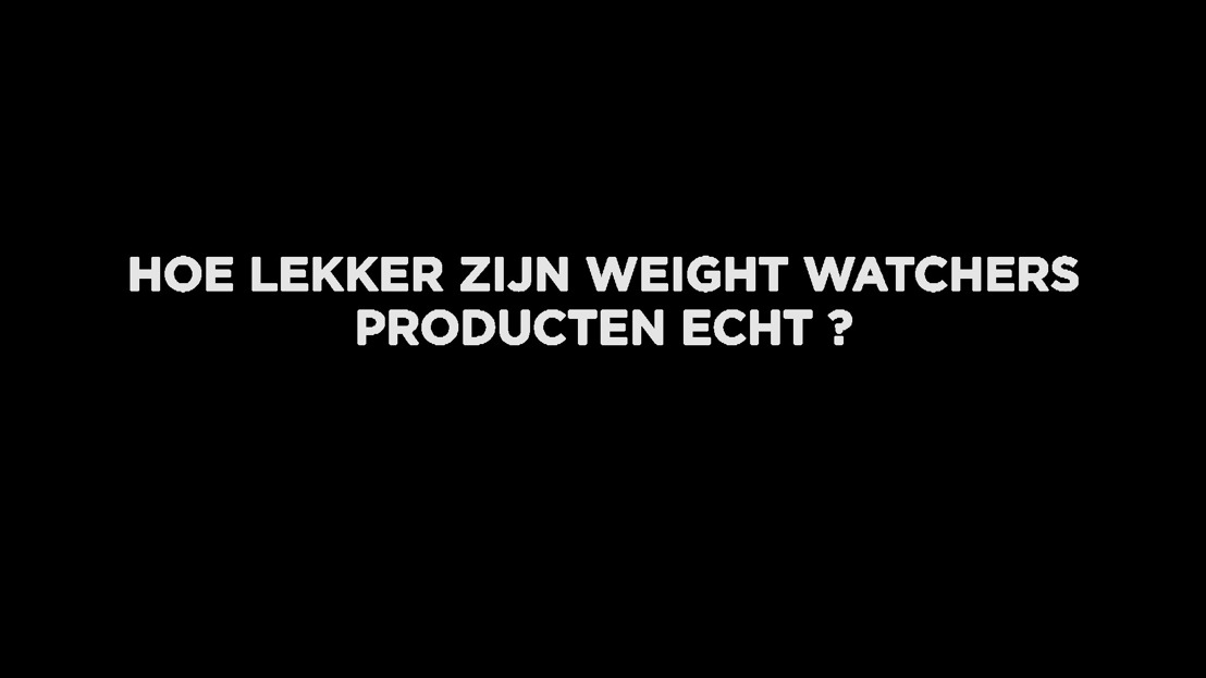 Weight Watchers en Havas Worldwide Brussels serveren zonder vooroordelen.
