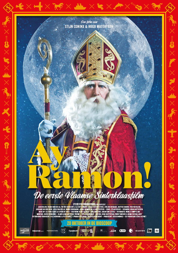 Affiche Ay Ramon!