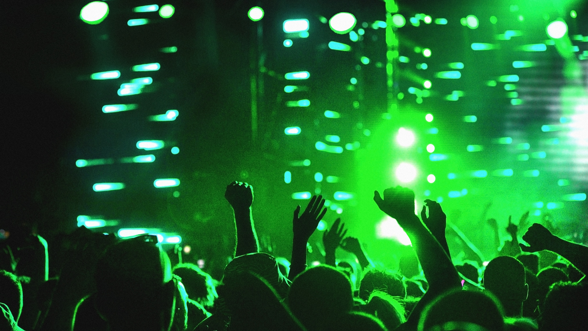 The future of events is green.