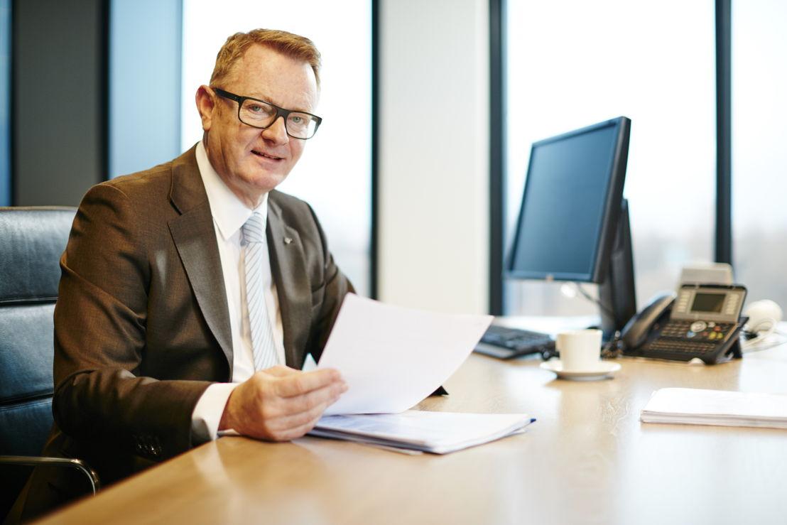 CEO Henk Janssen