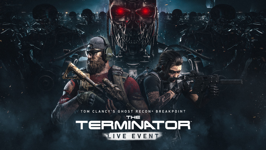 DER TERMINATOR INFILTRIERT TOM CLANCY'S GHOST RECON® BREAKPOINT
