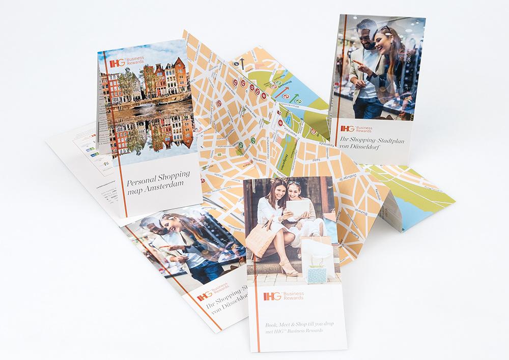 Book, Meet & Shop till you drop loyalty programme