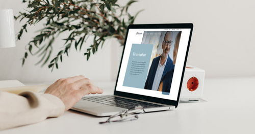 Hudson and The Reference launch brand new website as a first milestone in their digital partnership