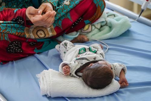 Irak : les femmes enceintes de Mossoul ne peuvent tout simplement pas attendre