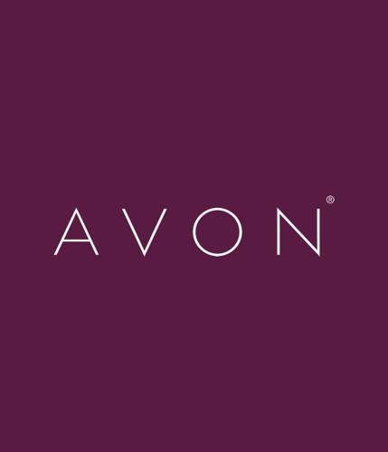 Avon: pintando y ayudando.