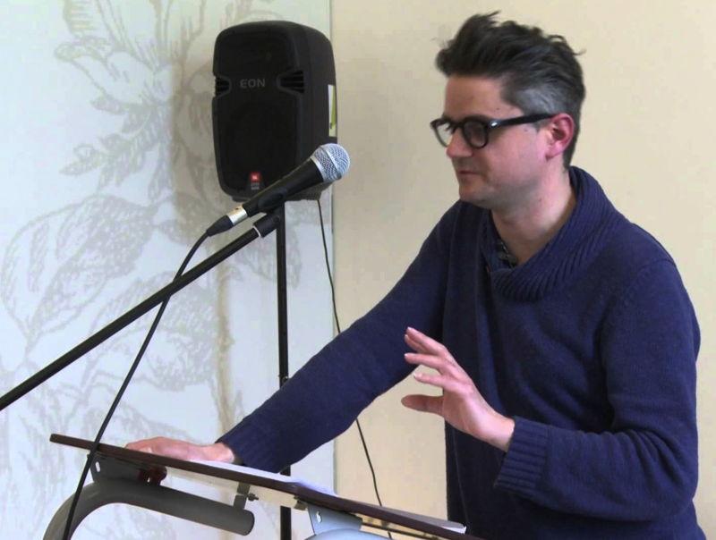 Joost de Bloois - Over filosofie en literatuur - 14/04