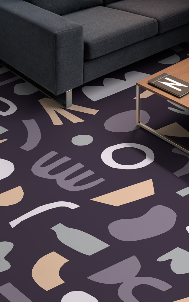 Preview: Vinyl flooring makes a comeback with trend-led designs