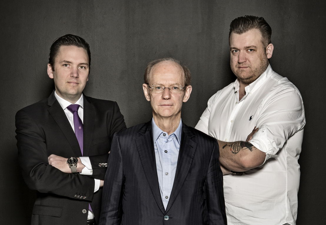 VLNR: Yannick Bouts, Jan Callewaert en Wouter Van der Vieren