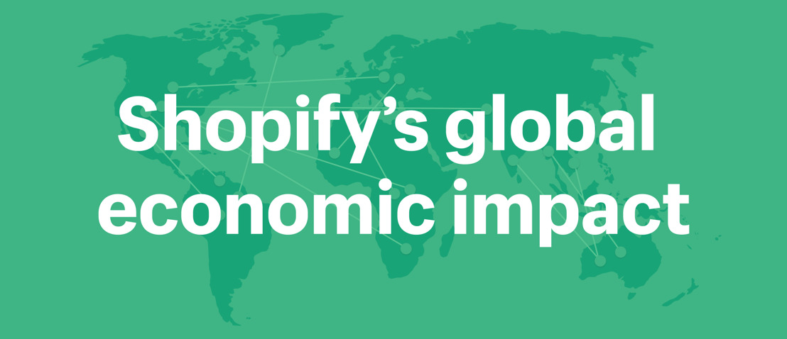 Now Powering Over 1 Million Merchants, Shopify Debuts Global Economic Impact Report