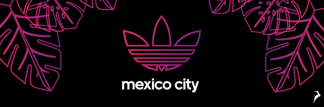 adidas Originals Flagship Store Mexico City lanza convocatoria para encontrar talento local