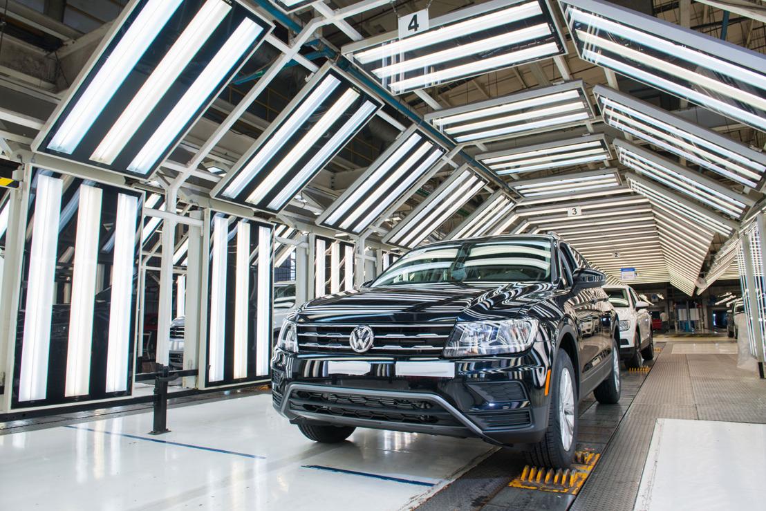 Volkswagen de México comienza el 2019 con incremento en su producción