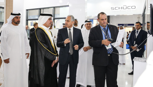 10,000 VISITORS EXPECTED AT FOUR CO-LOCATED EVENTS INAUGURATED BY H.E. SAEED MOHAMMED AL TAYER